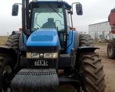 New Holland TM 165, Semipowershift, Excelente Estado