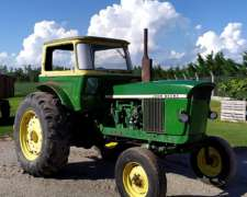 Tractor John Deere 3420 año 1975 Bueno