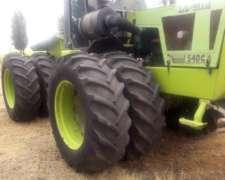 Tractor Zanello 540, Tres Arroyos