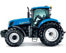 Tractor New Holland T6130 Cabinado