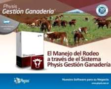 Software Physis Gestion Ganaderia