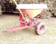 Fertilizadora Tanzi 1002t Usada