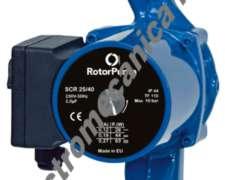 Bomba SCR 25/60-180 - 80 Watts - Monofásica