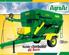 Mixer Agroar Modelo M7009