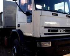 Camion Iveco 16e23 Volcador 10 MTS3