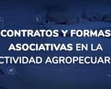 Contratos y Formas Asociativas en la Actividad Agropecuaria