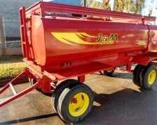 Cisterna para Combustible Como Nueva