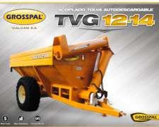 Acoplado Tolva Autodescargable TVG 12-14