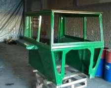Cabina de Tractor Adaptable a Cualquier Modelo