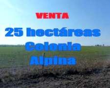 Venta en Colonia Alpina Santiago del Estero