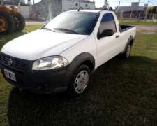 Fiat Strada Working Con Gnc 2012