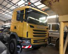 Scania G 400 Tractor 4 X 4 año 2010