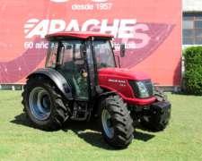 Tractor Apache Solis 110 HP 3p Vende Cignoli Hnos.