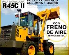 Nueva Pala Frontal R45cii Precio Final