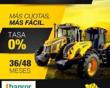 Crédito para Tractores Pauny