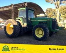 Tractor John Deere 8300 - Buen Estado - 1997