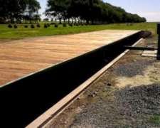 Balanza / Bascula - Camiones 50.000kg - 9,00x3,3 Metros