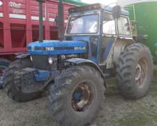 New Holland 7630 Doble Traccion