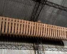 Vendo Cabezal Recolector En Muy Buen Estado, Listo Para Usar