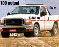 Compro Ford Duty Modelo 1999 Asta el 2002 Gasoil.