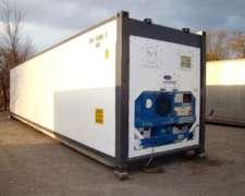 Containers Refrigerados 40 Pies