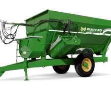 Mixer Horizontal Pampero 4010