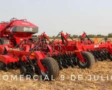 sembradora Dolbi AIR Drill AD3000 Combinada - 9 de Julio