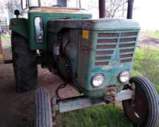 Tractor Deutz A65 1978