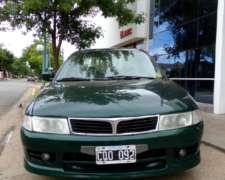 Mitsubishi Lancer GLX I 16v A/T año 1999, muy Confiable