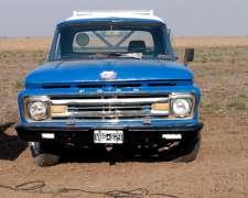 Ford F100 Modelo 62