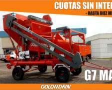 Clasificadora de Semillas G-7 MAX - Cuotas sin Interes.