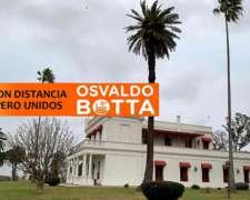 Casco Histórico Sobre 630 Hectáreas: Baradero, Buenos Aires