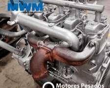 Motor MWM 229 4 Cil. - Reparado con Garantía
