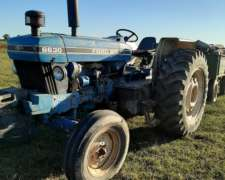 Tractor Ford 6630 año 94 Impecable