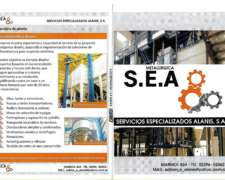 Metalurgica S.e.a Ingenieria Agro Industriales