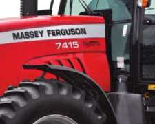Tractores 7390 y 7415 Dyna 6 la Mejor - Inyeccion Mecanica