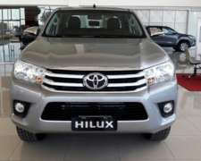 Toyota Hilux 4x2 Cd Srv At 2.8 Tdi (plan Canje Cereal)