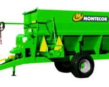 Mixer 14 Metros 1 Eje Montecor