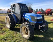 Tractor - New Holland TD 85 F - año 2013
