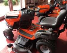 Tractor Parquero Husqvarna YTH 24v54