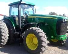 Tractor John Deere 8320, año 2003