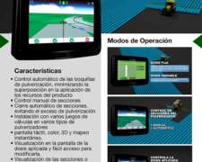 Nuevo Monitor De Pulverización Ti5 Y Ti7