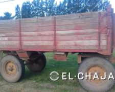 Acoplado Rural 6 TN Rodado 900-20.