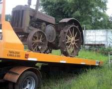 Compro Tractores en Desuso JD - Fiat - Deutz y Antiguos