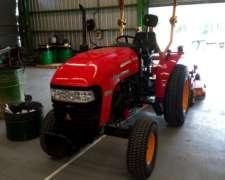 Tractor Roland H025 Tracción Simple con Cortadora Incuida