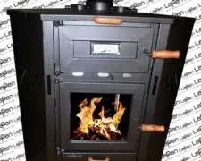 Calefactor Lepen Rinconero Con Horno 19000 Kcal