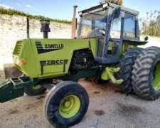 Tractor Zanello 230cc, Motor Cummins.
