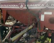 Fertilizadora Incorporadora Altina Modelo 3918 año 2012
