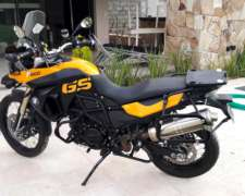 Moto BMW F800 GS