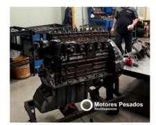 Reparación, Servicio y Repuestos para Motores Mercedes Benz